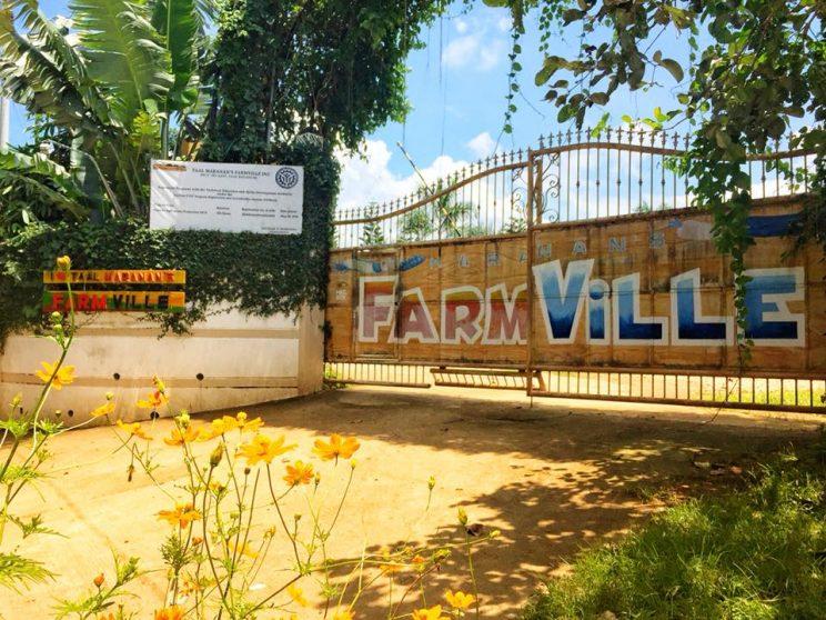 Taal Maranan's Farmville