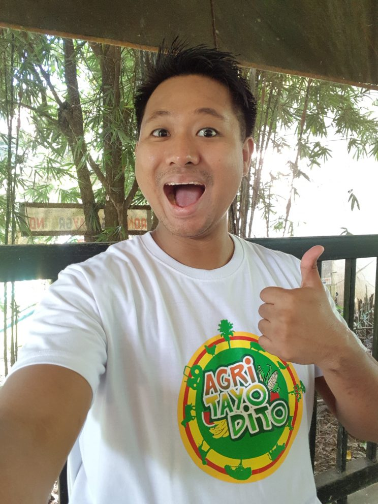 Online Seminar with Mag Agri Tayo hosted by Ruben Gonzaga 744x992 - Prolific millennial farmer finds further success in inspiring viewers on social media, Part 1: from farmer to agriculture influencer